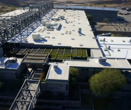Solid Waste Phoenix Roof View 1