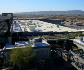 Solid Waste Phoenix Roof View 4