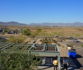 Solid Waste Phoenix Roof View 5
