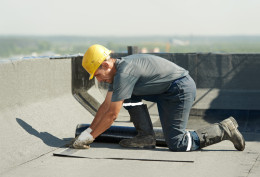 a career as a roofer