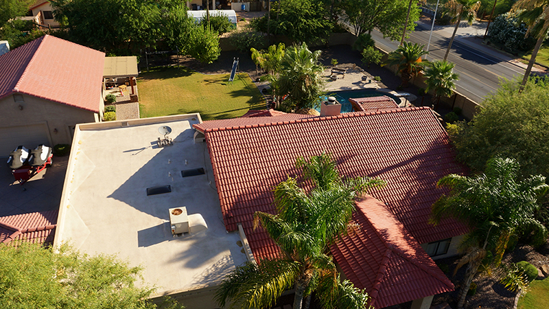Foam And Flat Roofing Options And Their Estimate Costs In